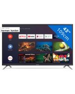 Sharp Aquos 43BL2 - 43inch 4K Ultra-HD Android TV