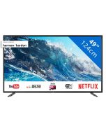 Sharp Aquos 49BJ2E - 49inch 4K Ultra-HD SmartTV
