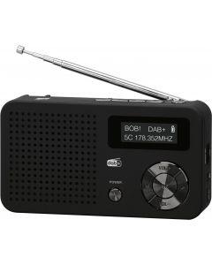 Imperial Dabman 13 - DAB+ / FM-radio met MP3-weergave - zwart