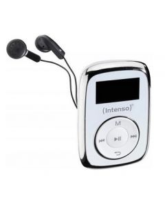 Intenso MP3 Music Mover MP3 speler - wit