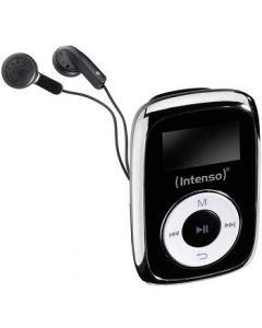 Intenso MP3 Music Mover MP3 speler - zwart