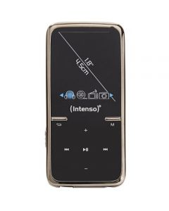 Intenso MP3 Video Scooter 1,8 inch - zwart