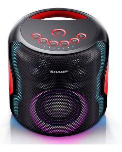 Sharp PS-919 Party Speaker zwart - 130W - Bluetooth 5.0