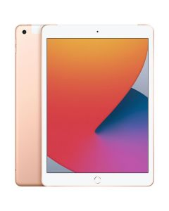 Apple iPad 10.2 (8e gen) Wi-Fi + 4G -128GB - Gold