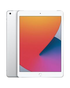 Apple iPad 10.2 (8e gen) Wi-Fi + 4G - 128GB - Silver