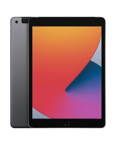 Apple iPad 10.2 (8e gen) Wi-Fi + 4G - 32GB - Spacegrijs