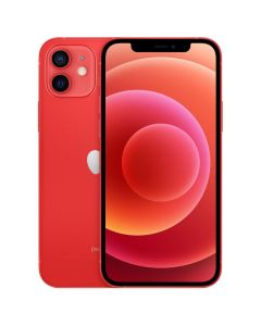 Apple iPhone 12 - 128GB - (PRODUCT)RED