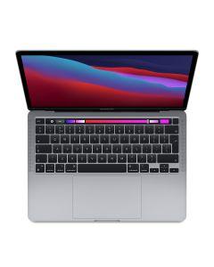 Apple MacBook Pro 13inch M1 8-core GPU - 512GB - Spacegrijs
