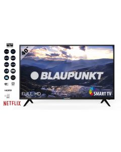 Blaupunkt BS40F2012NEB 40 inch Full HD Smart TV