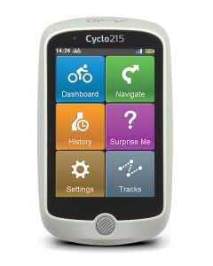 Mio Cyclo 215 Full EU - GPS fietsnavigatie