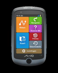 MIO Cyclo Discover Connect - Full EU, Wi-Fi en Bluetooth