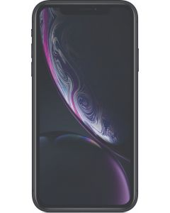 Apple iPhone XR - zwart