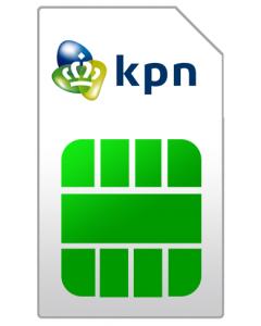 KPN prepaid sim
