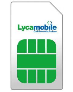 Lyca mobile SIM