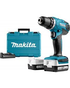 Makita DF347DWE - 14,4 V Boor-/schroefmachine