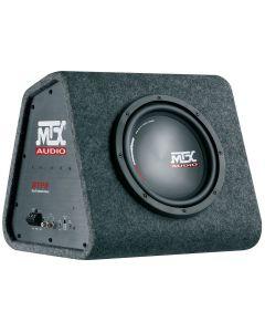 MTX Audio RTP8 Roadthunder 8inch auto subwoofer met versterker