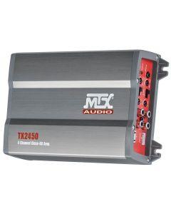 MTX TX2450 - 4x75W versterker