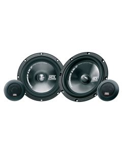 MTX Audio TX265S 16,5cm 2-weg component luidspreker - 260 Watt
