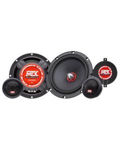 MTX Audio TX465S 16,5cm 2-weg component luidspreker