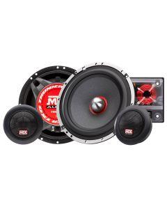 MTX Audio TX650S 16,5cm 2-weg component luidspreker - 360 Watt