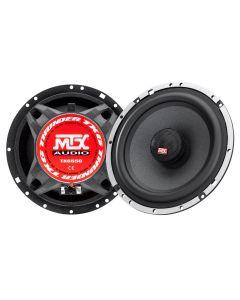 MTX Audio TX665C 16,5cm 3-weg coaxial luidspreker