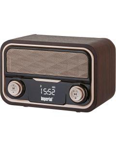 Imperial Beatsman Retro - Bluetooth - FM radio