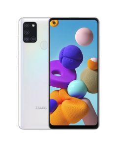 Samsung Galaxy A21s (A217) DS - 32GB - Wit