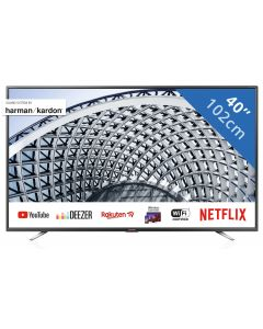 Sharp Aquos 40BG5E 40inch Full-HD Smart TV