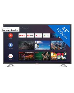 Sharp Aquos 43BL5 - 43inch 4K Ultra-HD Android Smart-TV