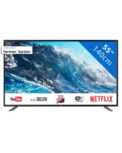 Sharp Aquos 55BJ2E - 49inch 4K Ultra-HD SmartTV