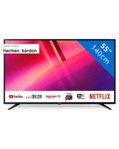 Sharp 55BJ3E - 55inch 4K Ultra-HD SmartTV