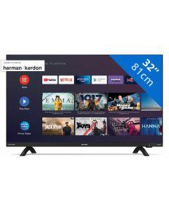 Sharp Aquos 32DI2EA – 32 inch HD-Ready Android Smart-TV