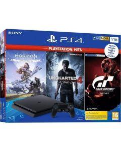 Sony Playstation 4 slim - 1TB - Hits bundle